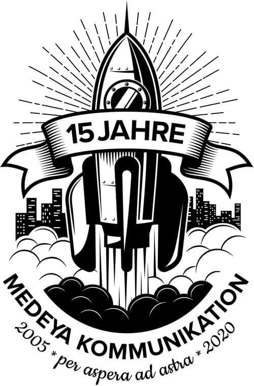 Medeya Kommunikation - 15 Jahre - Full-Service Werbeagentur - Köln, Bonn, Bad Honnef, Rhein-Sieg