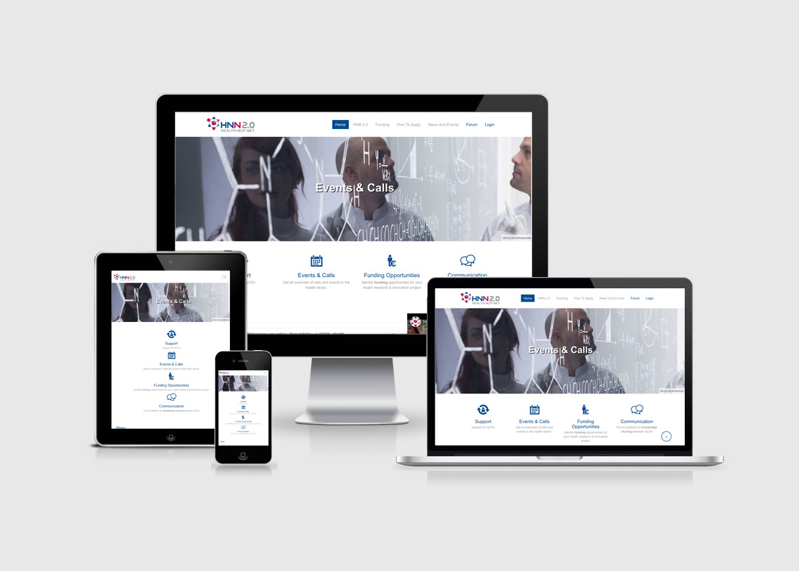 Healthncp - Responsive Webdesign, CMS Drupal, SEO Suchmaschinenoptimierung