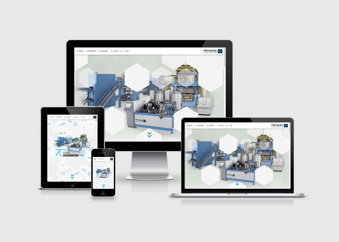 Hennecke Group - Responsive Webdesign, CMS Drupal, SEO Suchmaschinenoptimierung